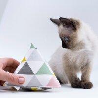 Große Pyramide Skandi Dreieck Groß