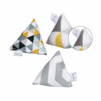 Mini Pyramid Set Scandi Design